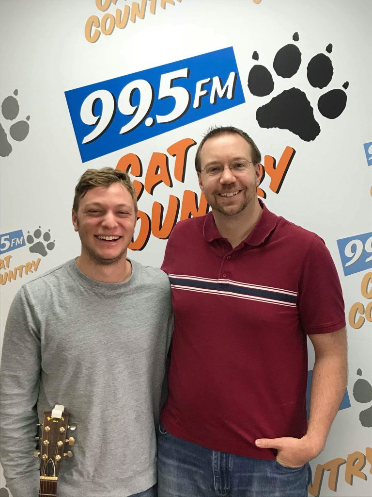 Cat Country Radio Nate Daviau