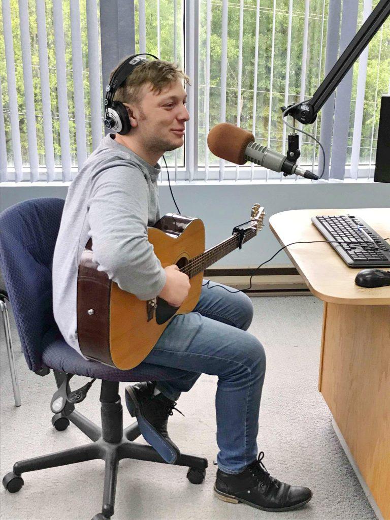 Nate Daviau Radio Tour