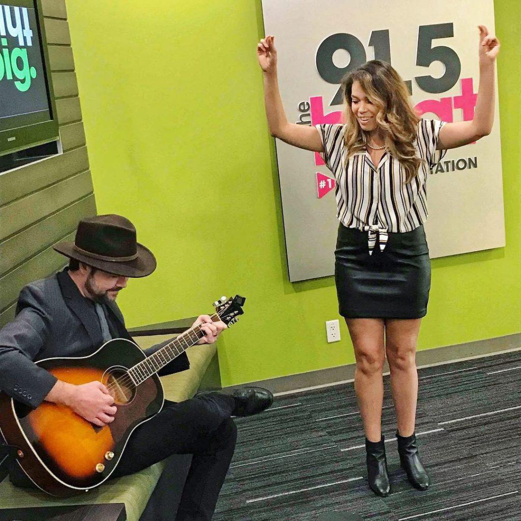 julia tynes music radio tour