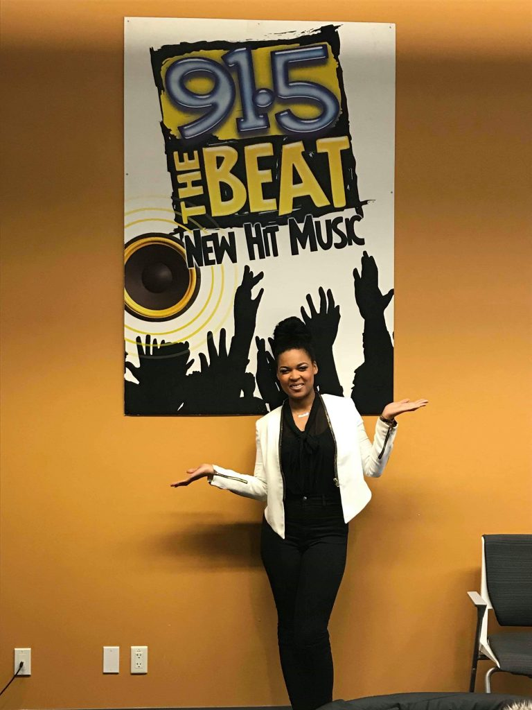 91.5 The Beat Ana Stasia Dextrene