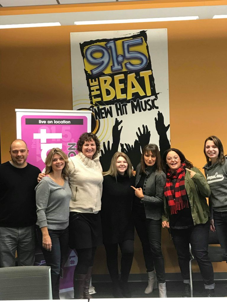 91.5 the beat and locklyn