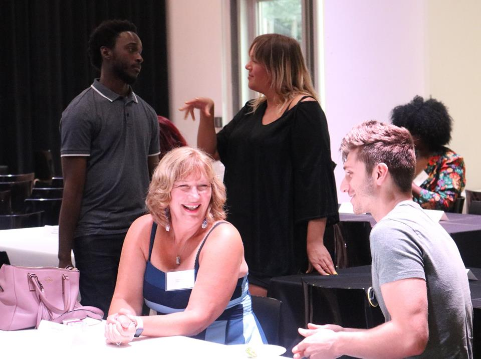 Honey Jam mentoring Andrea Morris Artspace Toronto
