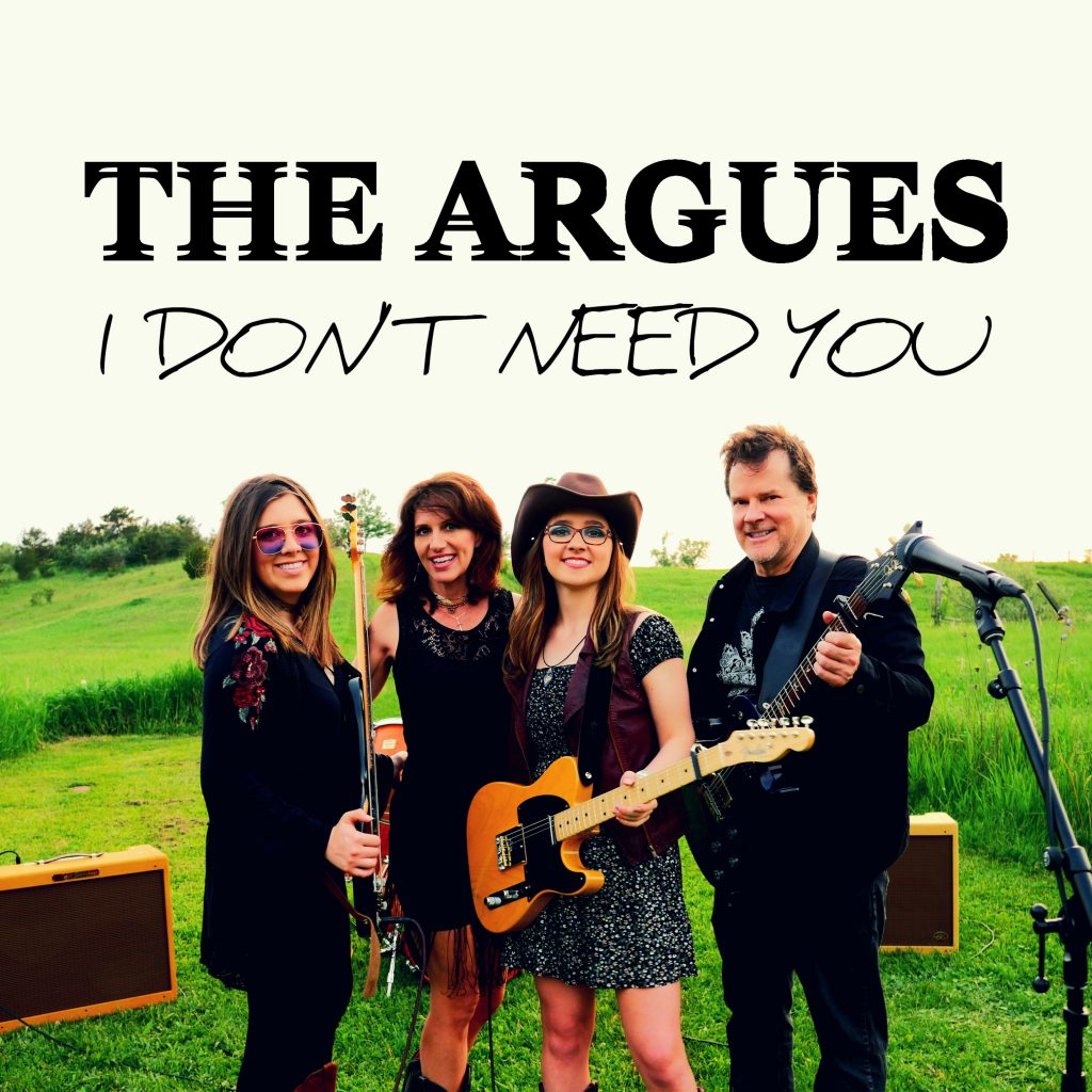 I dont need you the argues music