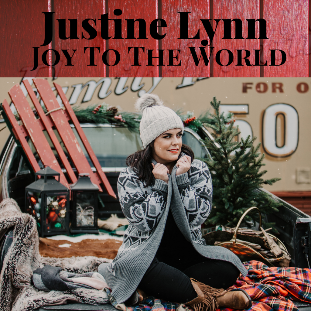 justine lynn single christmas holiday