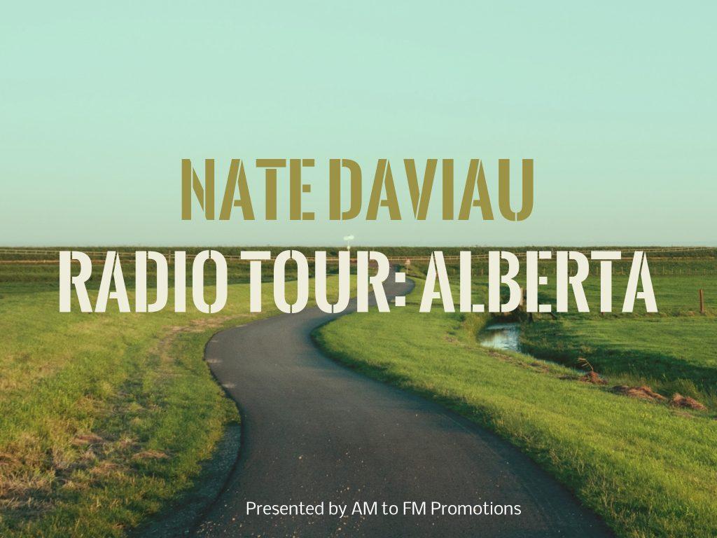 Country radio tour nate daviau logo