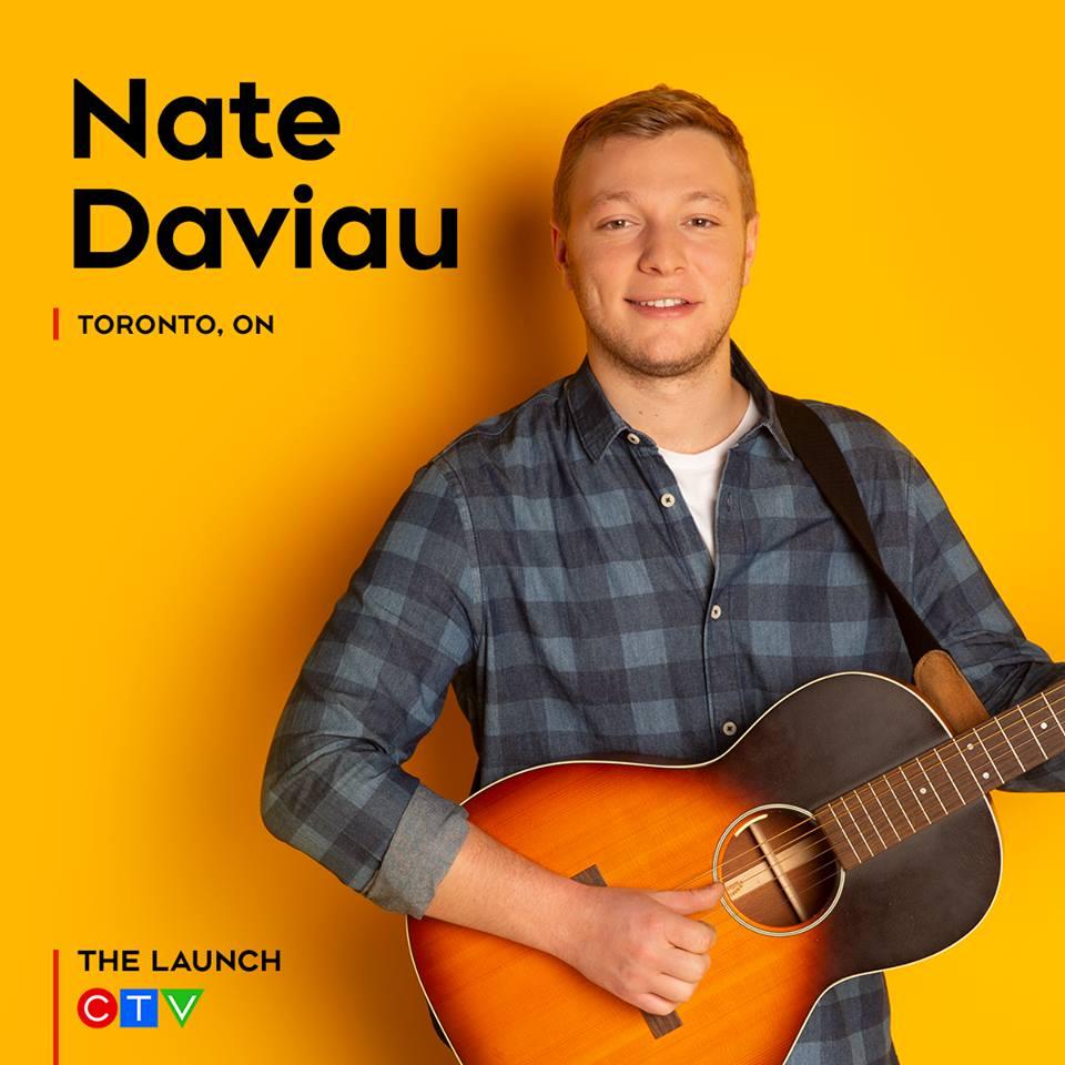 the launch season 2 ctv nate daviau radio promotion