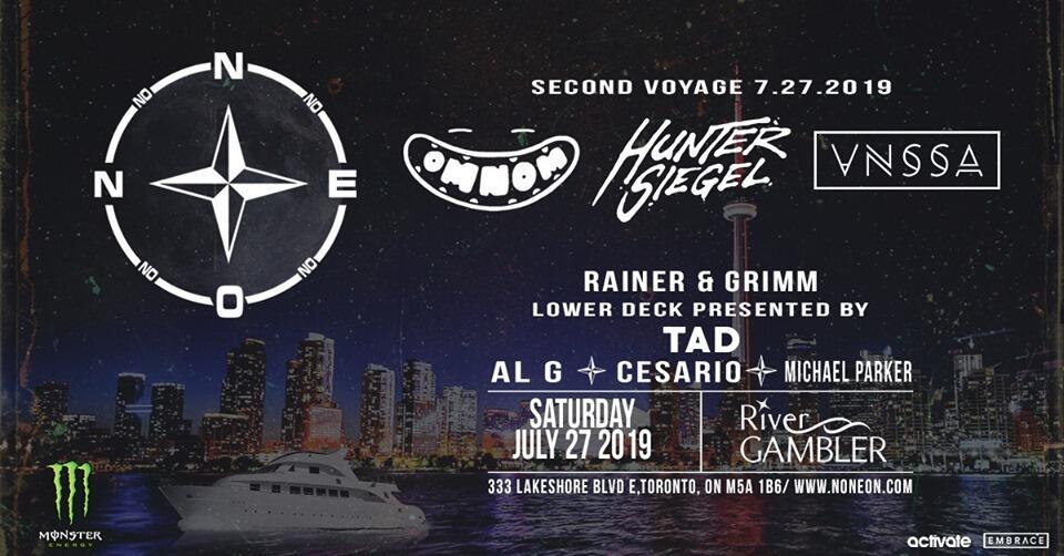 rainer + grimm toronto music event